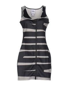 Короткое платье Jeremy Scott Adidas