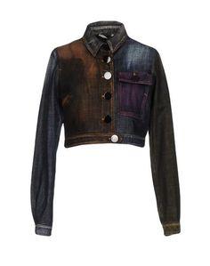 Джинсовая верхняя одежда Marco DE Vincenzo