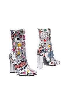 Полусапоги и высокие ботинки Anya Hindmarch