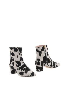 Полусапоги и высокие ботинки Boutique Moschino