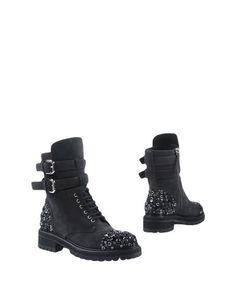 Полусапоги и высокие ботинки Vicini Tapeet