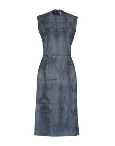 Платье до колена Aganovich