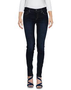 Джинсовые брюки Evisu