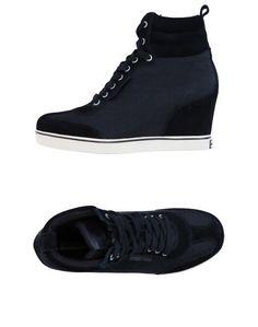 Высокие кеды и кроссовки Calvin Klein Jeans