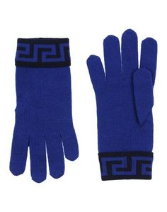 Перчатки Versace