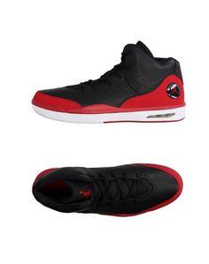 Высокие кеды и кроссовки Jordan