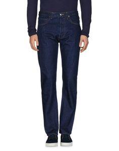 Джинсовые брюки Sunspel