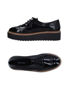 Обувь на шнурках CuplÉ