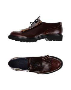 Обувь на шнурках Giulia Taddeucci