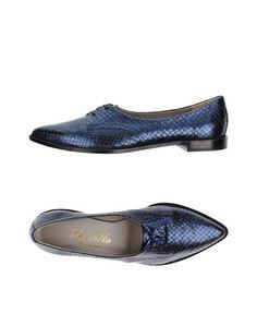 Обувь на шнурках Cheville