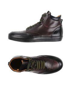 Высокие кеды и кроссовки Franceschetti