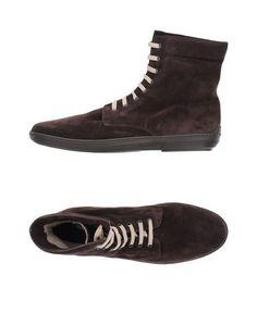 Высокие кеды и кроссовки Canali