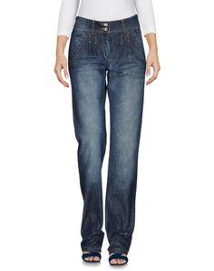 Джинсовые брюки H. Eich