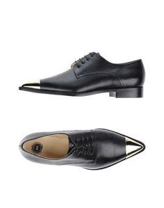 Обувь на шнурках Elisabetta Franchi