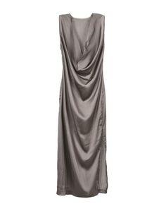 Длинное платье SatÌne