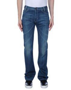 Джинсовые брюки Versus