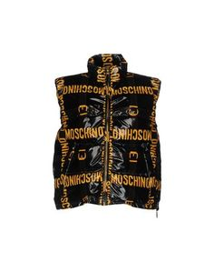 Пуховик Moschino Couture
