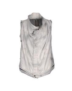 Джинсовая верхняя одежда Drkshdw BY Rick Owens