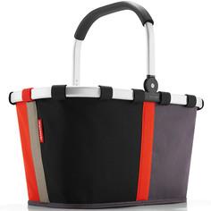 "Корзина ""Carrybag patchwork mandarin"" Reisenthel"