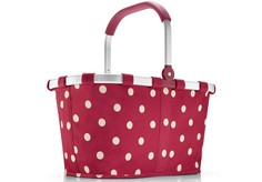 "Корзина ""Carrybag ruby dots"" Reisenthel"