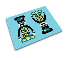 """Доска для готовки и защиты рабочей поверхности """"Сhef"""" Joseph Joseph"""