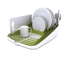"""Сушилка для посуды и столовых приборов со сливом """"Arena"""" Joseph Joseph"""