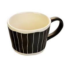 """Чашка ручной росписи """"Stripes"""" D&G"""