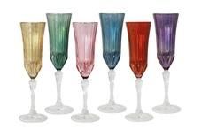 """Набор: 6 бокалов для шампанского """"Адажио"""" Same"""