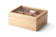 """Ящик для хранения чайных пакетиков """"Continenta"""""""