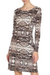 Платье с змеиным принтом Betty Barclay