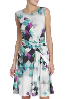Платье свободного кроя на поясе Caterina Leman