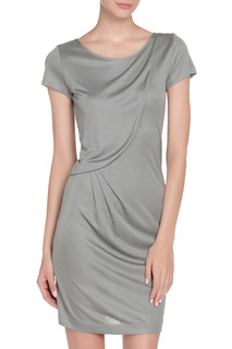 Платье с коротким рукавом Emporio Armani