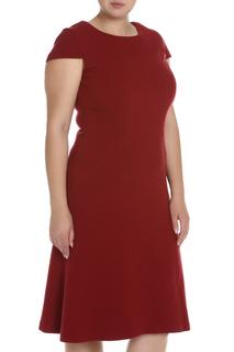 Платье с коротким рукавом Carolina Herrera