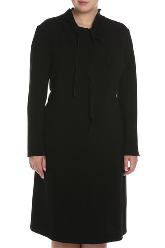 Платье с воротником стойка Marina Rinaldi