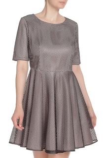 Стильное коктейльное платье E.LEVY