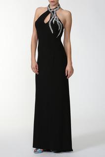 Элегантное платье с декором стразы Bebe