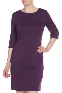 Привлекательное платье-футляр E.LEVY
