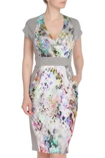 Удобное принтованное платье на каждый день E.LEVY