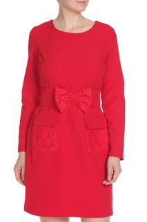 Колоритное платье с карманами LA-JULET