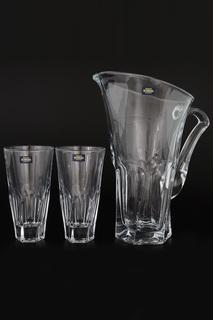 Набор для воды 3 пр Crystalite Bohemia