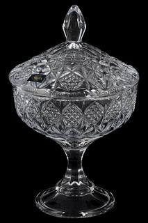 Конфетница Crystalite Bohemia