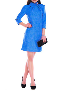 Льняное платье прямого кроя Dioni