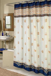 Штора для ванной NIKLEN