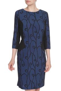 Эффектное платье-футляр E.LEVY