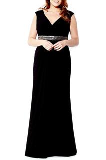 Evening Dress DYNASTY CURVE