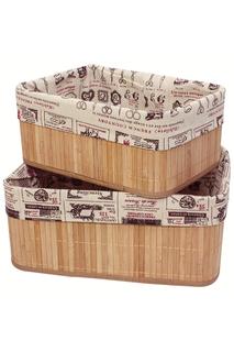 Коробки для хранения 2 шт. ECOWOO