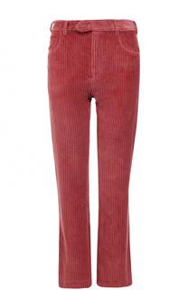 Расклешенные вельветовые джинсы Isabel Marant