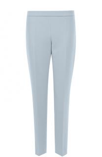 Укороченные прямые брюки со стрелками BOSS