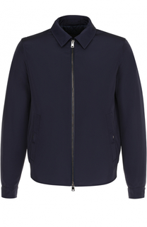 Куртка на молнии с отложным воротником Pal Zileri