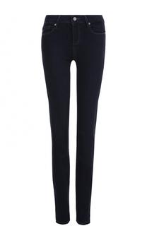 Однотонные джинсы прямого кроя Paige